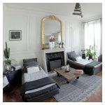 Relooking d'intérieur ambiance parisienne & industrielle