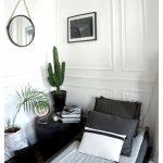 relooking d'intérieur home staging gris &blanc