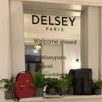 scenographe commercial Paris daypress- Delsey